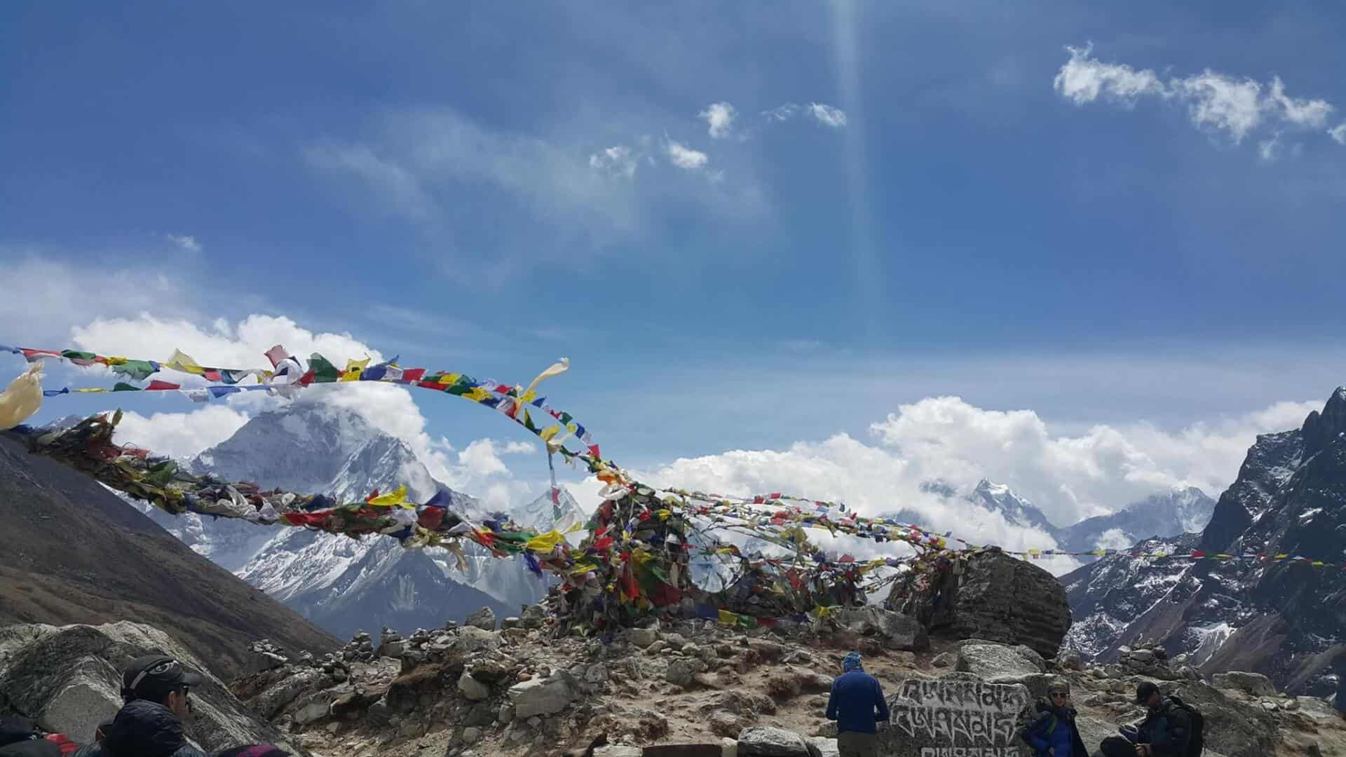 Hike to Everest