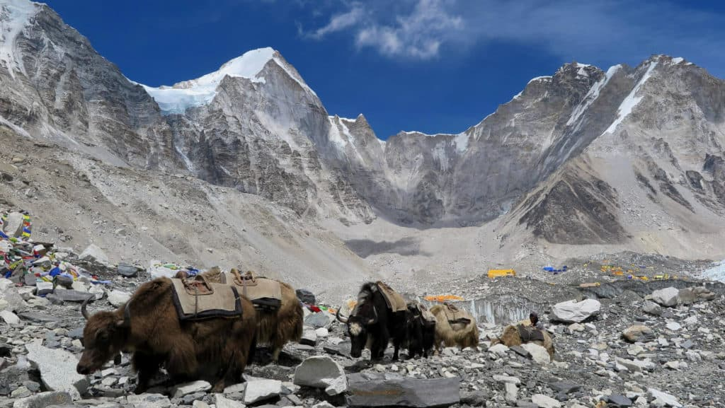 Top Attractions For Everest Base Camp Trek