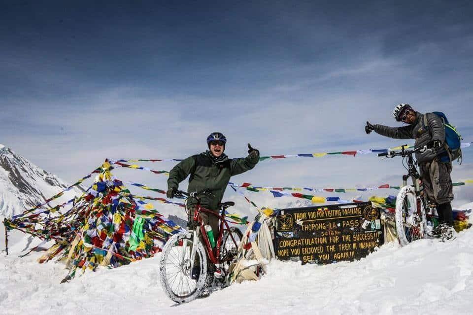 Annapurna Cycling Tour