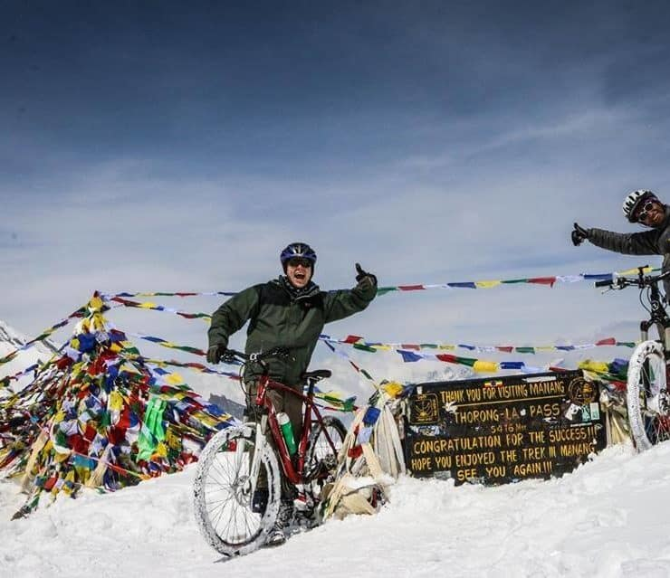 Annapurna Cycling Tour