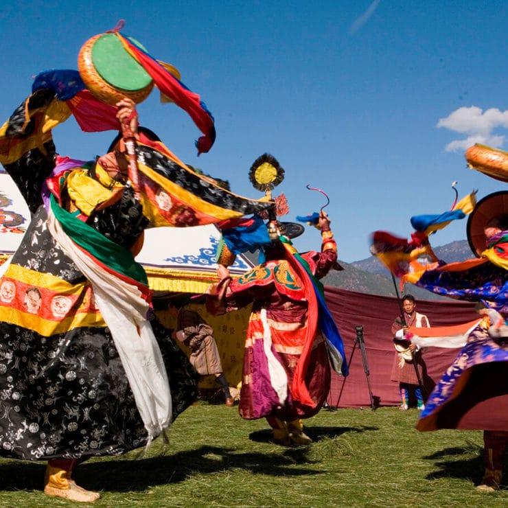 Central Western Bhutan Tour