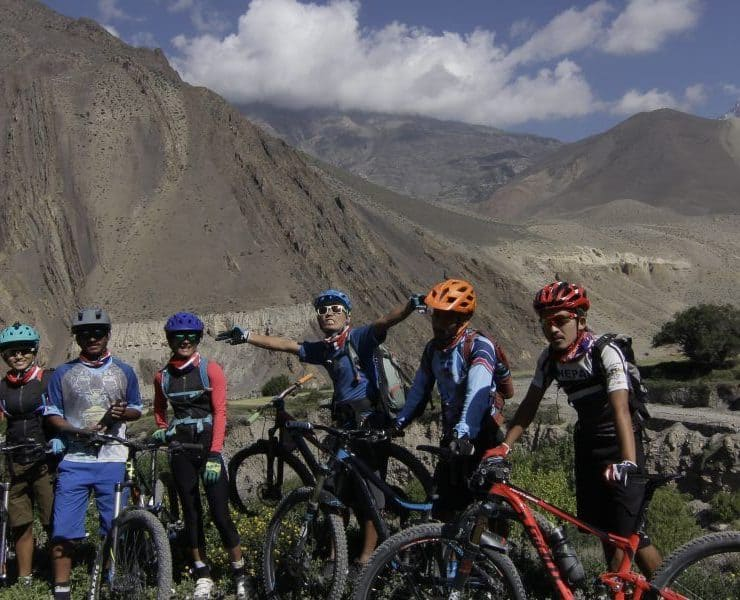Biking Tour in Nepal