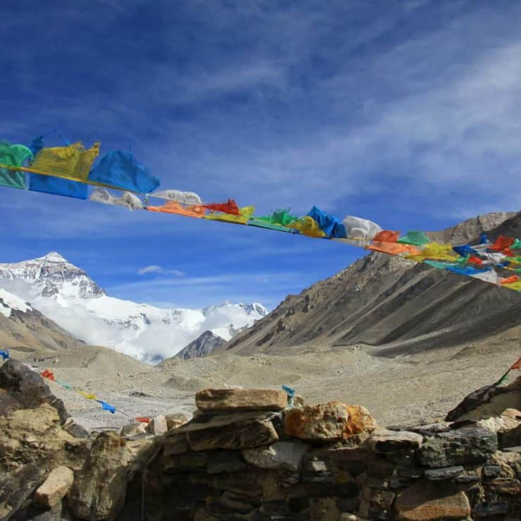 Tibet Lhasa Everest Base Camp Tour